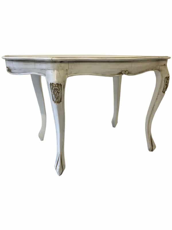 tavolino in stile 700 barocco