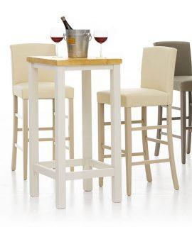 Tavolino Bar In Legno Di Abete